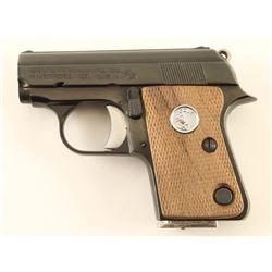 Colt Junior .25 ACP SN: 0D07207