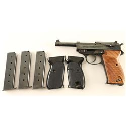 Walther P38 9mm SN: 320181