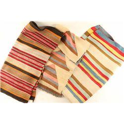 Lot of (3) Textiles
