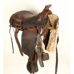 Sheplers Western Saddle