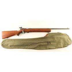 Mossberg Model 44 U.S. .22 LR SN: 126355
