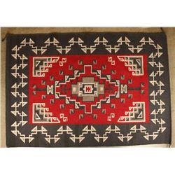 Large Klagetoh Southwest Wool Rug