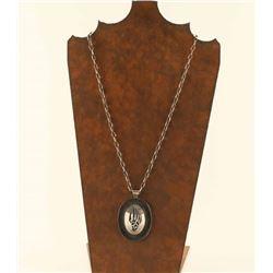 Bear Claw Hopi Necklace