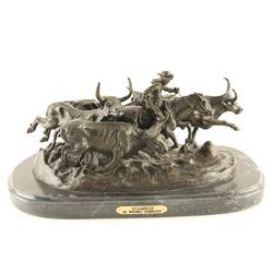 Fine Art Bronze by Frederick Remmington
