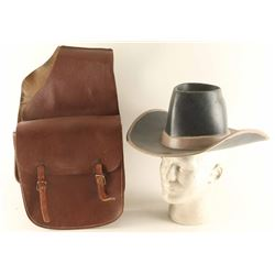 Lot of (2) Western Items