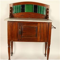 Turn of the Century Wash Stand