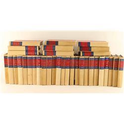 Collection of Zane Gray Books