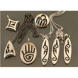 Hopi Jewelry Lot