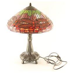 Reproduction Tiffany Lamp