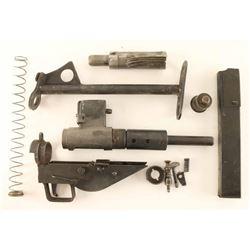 Sten Gun Replacement Parts Set