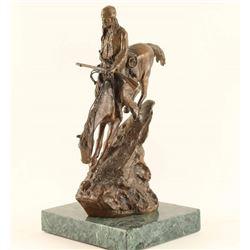 Fire Art Bronze