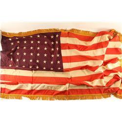 Lot of (2) Historical Fabrics