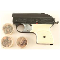 Monodial Model 1900 .22 Cal Tear Gas Gun