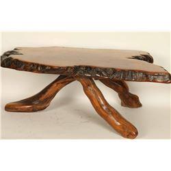 Beautiful Rustic Coffee Table