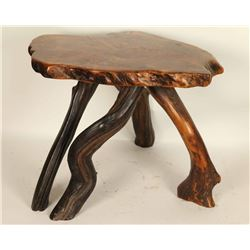 Beautiful Rustic Side Table