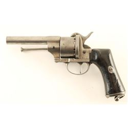 Spanish Army Pinfire Revolver 11mm #N3324
