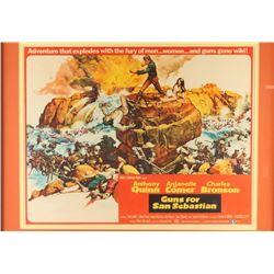 Guns for San Sebastian Movie Poster