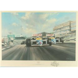 Lot of (2) Limited Edition Prints