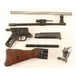 German MP44 STG44 partial parts kit
