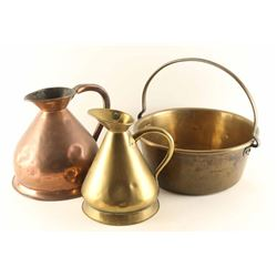 Lot of (3) Antique Kitchen Items