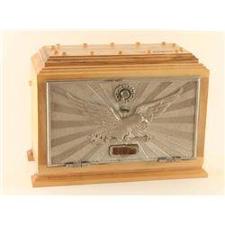 Antique Safety Deposit Box