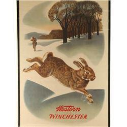 Original Winchester Advertiser Print