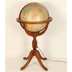 Freestanding Globe Light