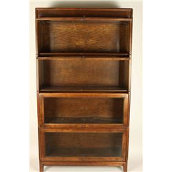 Vintage Lawyers Book Case