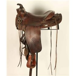 Colorado Sadlery Saddle