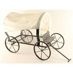 Miniature Covered Wagon