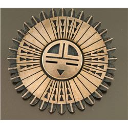 Hopi Sterling Kachina Pin/Pendant