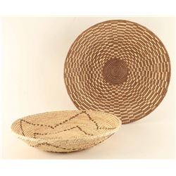 Lot of (2) Baskets