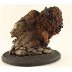 Buffalo Statue