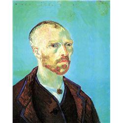 Van Gogh - Self-Portrait Dedicated To Paul Gauguin