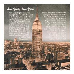"New York, New York by ""Ringo"" Daniel Funes"