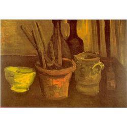 Van Gogh - Paintbrushes