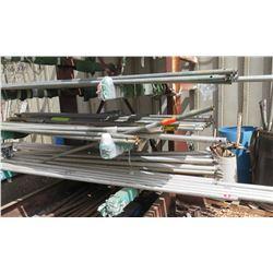 Metal Tent Poles (Various Lengths)