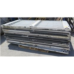 Pallet Multiple Metal Stage Sections