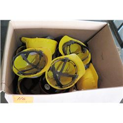 Box Multiple Construction Safety Hard Hats Helmets