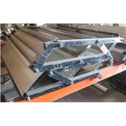 Folding Stair Risers Section
