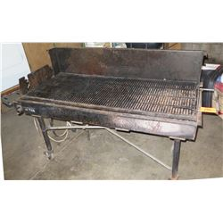 Large Propane Party BBQ Grill