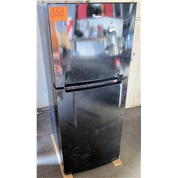 Whirlpool Black Top Freezer Refrigerator Model WRT111SFDB03