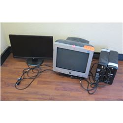 eMachines Monitor, Flat Screen, Tower & Outlet
