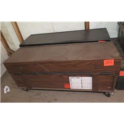 LaCrosse Portable Rolling Fold-Out Bar Model Custom Ser 95-267