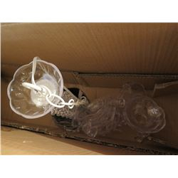 "Shop Wild Things White Chandelier D28.7""x 20.8"" in Box"