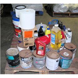Misc Paints, Auto Fluids, Filters, Parts, etc