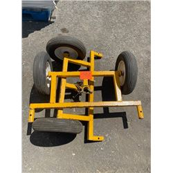 Qty 2 Granite Industries 2-Wheel Dolly Carts