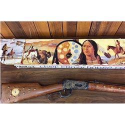 Chief Crazy Horse Commemorative Winchester Rifle