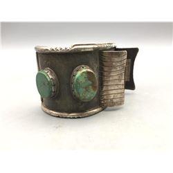 Vintage Turquoise Watch Bracelet - Like New