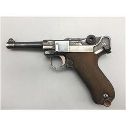 German P-08 Luger Pistol